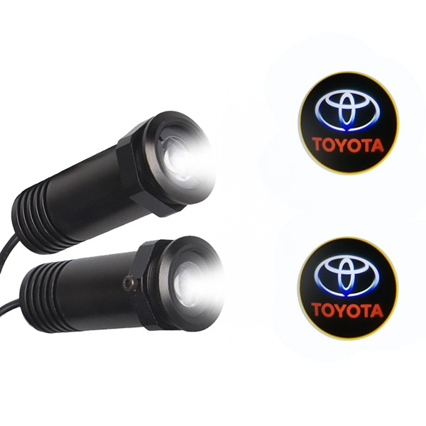 Toyota LED Ghost Logo Projector